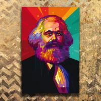 Fórmula geral para o capital por Karl Marx